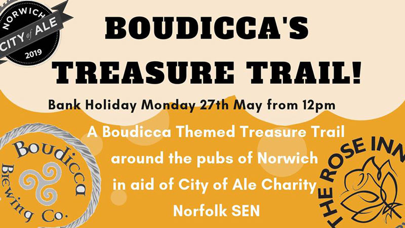 Boudicca's Treasure Trail