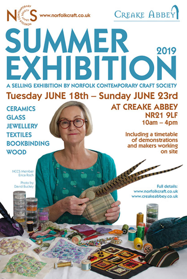 Summer Exhibition at Creake Abbey