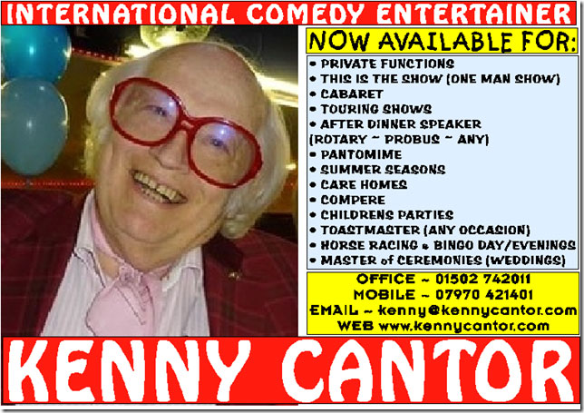Kenny Cantor