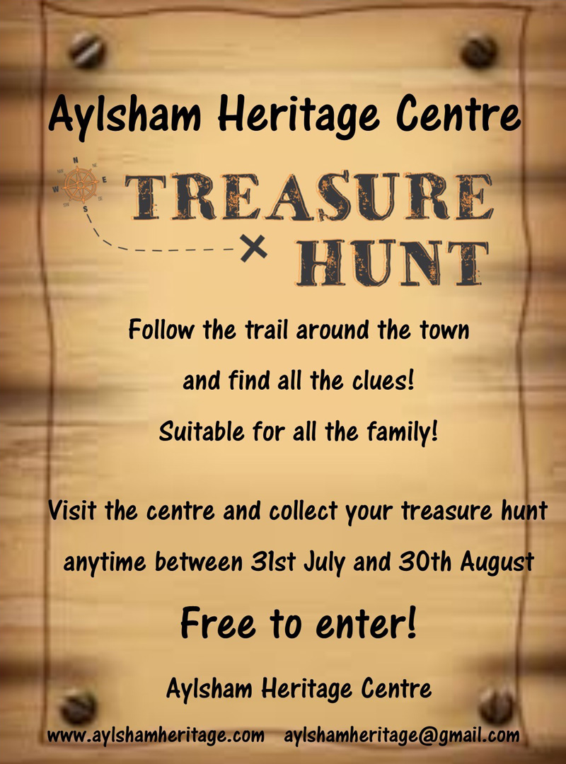 Treasure Hunt: Aylsham Heritage Centre