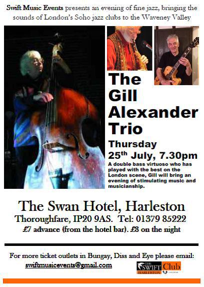 Gill Alexander Trio