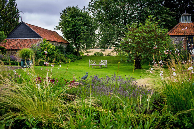 Norfolk Open Gardens August 2019