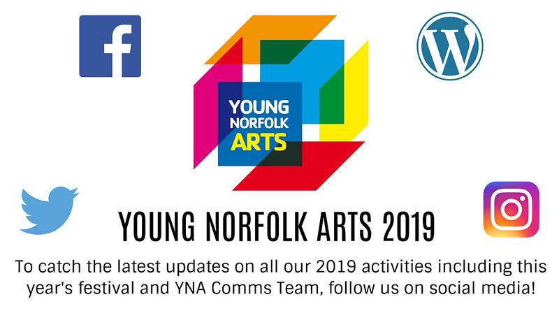 Young Norfolk Arts Festival present Notre Dame High School