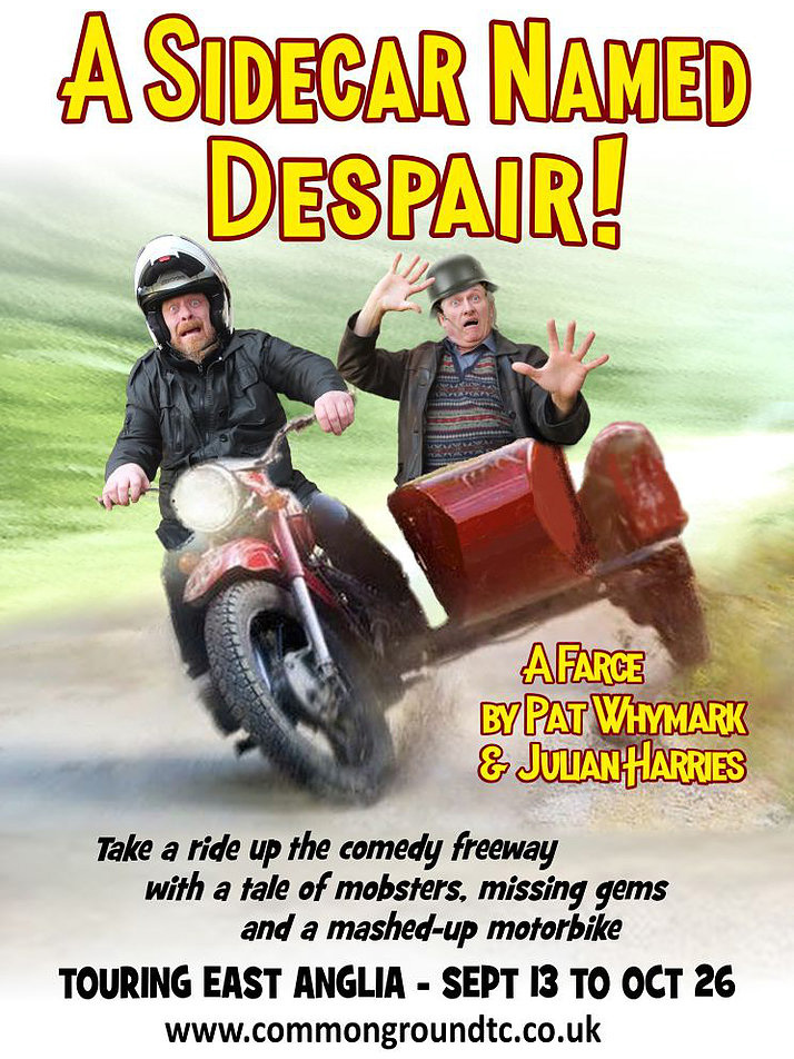 A Sidecar Named Despair