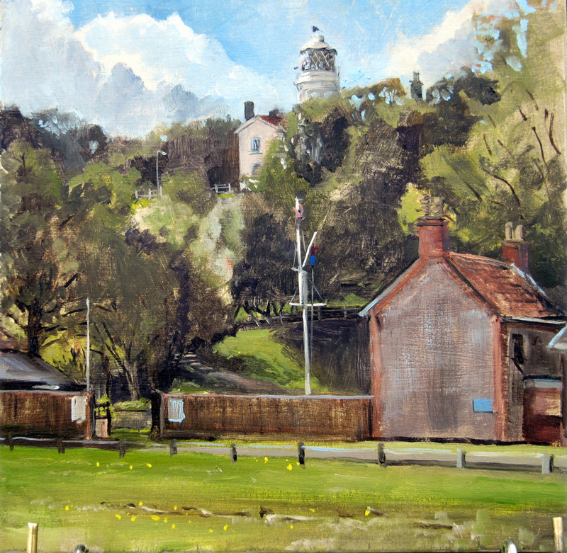 Easterly Artists Malcolm Cudmore
