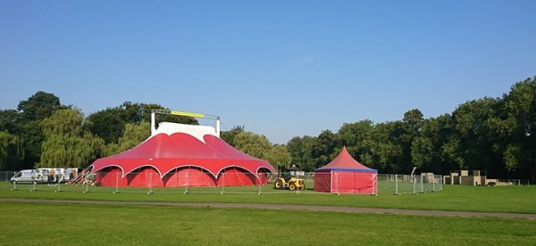 family-friendly circus shows