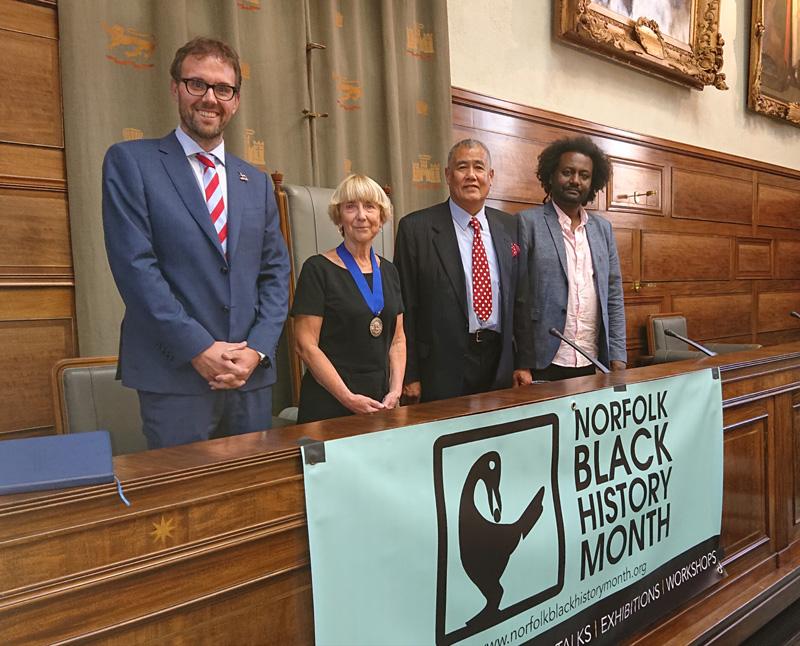 Norfolk Black History Month