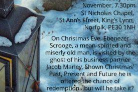 A Christmas Carol Kings Lynn