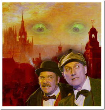SHERLOCK HOLMES and THE WARLOCK OF WHITECHAPEL 2