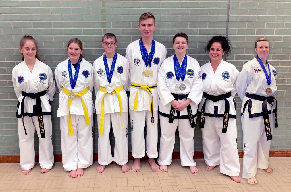Beccles and Bungay Taekwondo