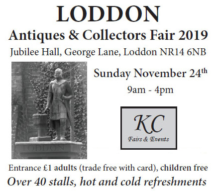 loddon antique fair