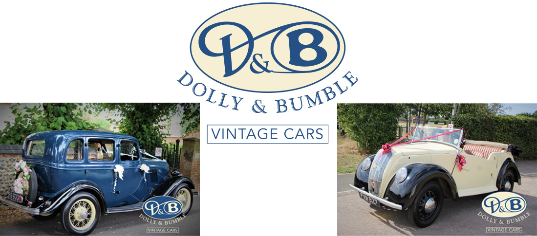 Dolly & Bumble Chauffeured Vintage Cars