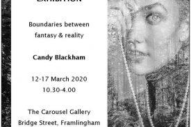 Candy Blackham Photography Exhibition KALEIDOSCOPE