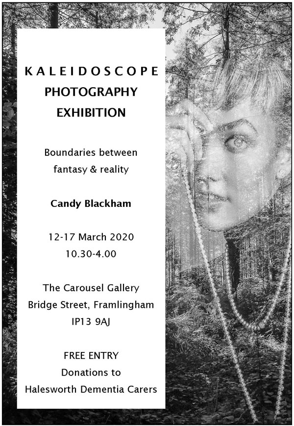 Candy Blackham Photography Exhibition KALEIDOSCOPE