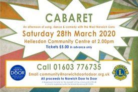 Charity Cabaret
