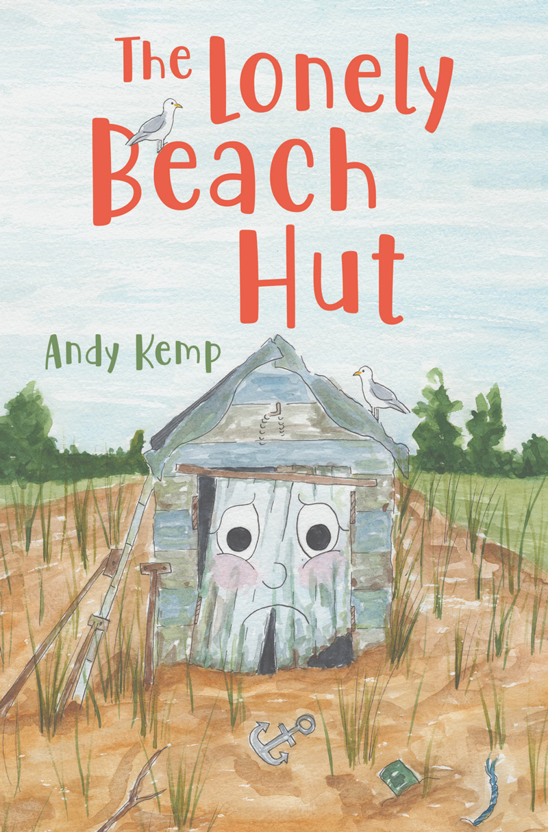 The Lonely Beach Hut