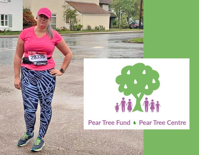 Aimee's marathon success
