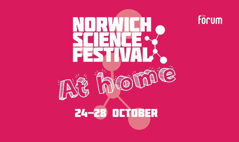 Science Festival At Home