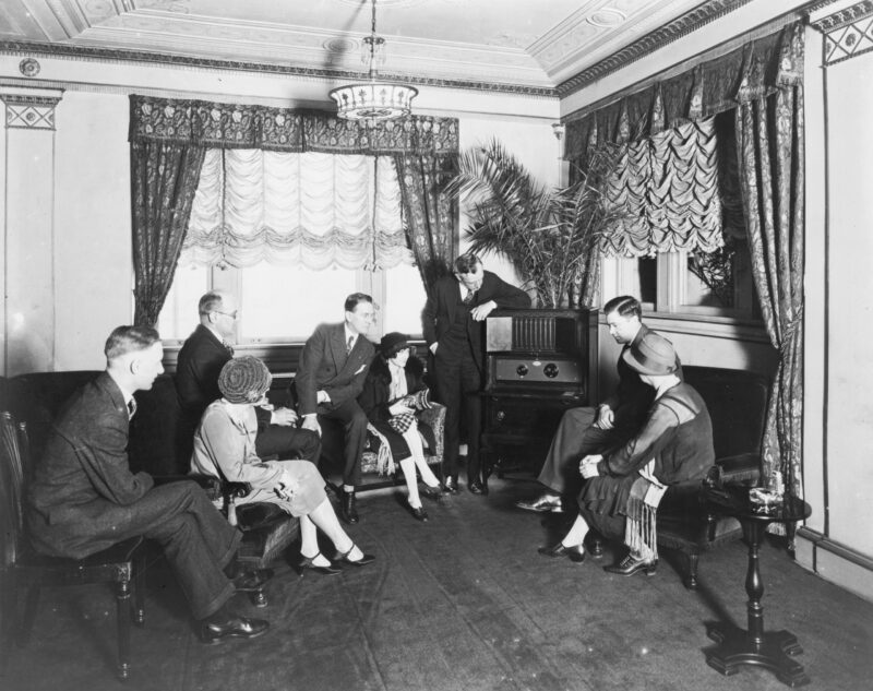 radio drama club