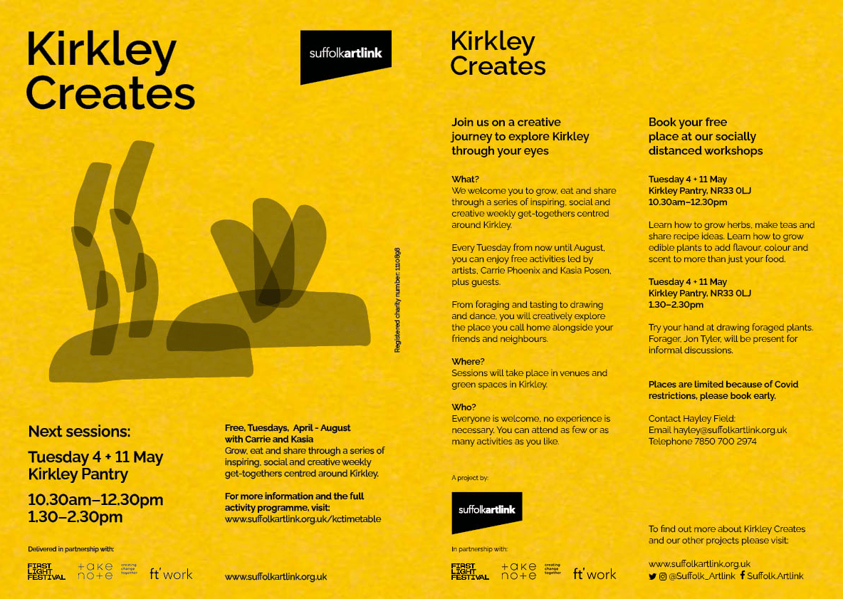 Creating community in Kirkley