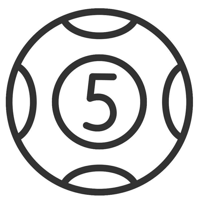 5-line Bingo
