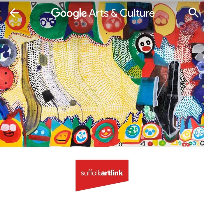 Suffolk Artlink goes global on Google Arts & Culture!