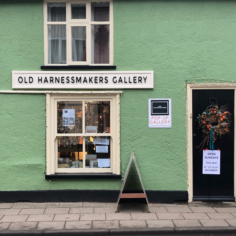 The Old Harnessmakers Gallery in Harleston
