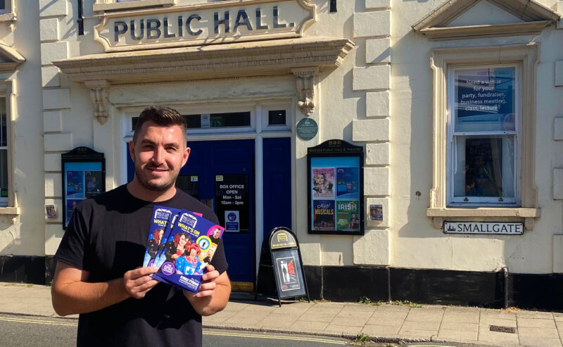 New Season Launch at BECCLES PUBLIC HALL