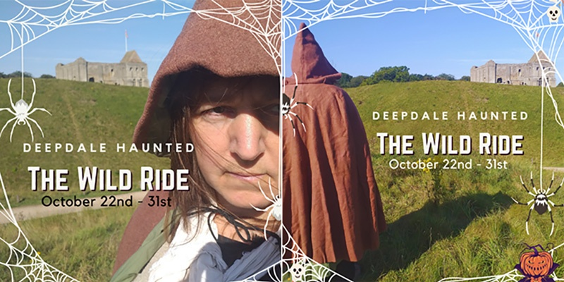 Deepdale Haunted - The Wild Ride