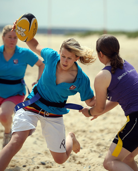 Review Of The 2012 Southwold Beach Sevens